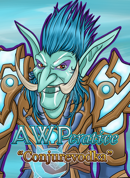 Badge Art: Awp by lilena