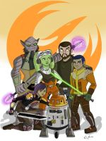 SWR: How far they've come by AvengerBlackwidow