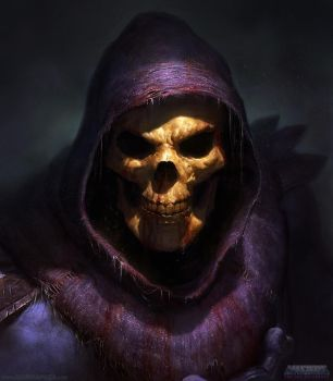 Skeletor by DaveRapoza