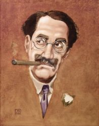 Groucho by Duncan-Eagleson