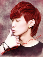 Jinyoung Request by SMoran
