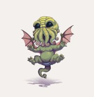 Cutethulu by Teratophile