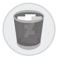 Trash (Full Icon Update by hamzasaleem