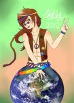 Father Earth 2012 Version by DragonSmurf