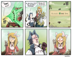 One for the Bards by TricksyWizard