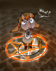 Tinypentagram by cheetahtrout
