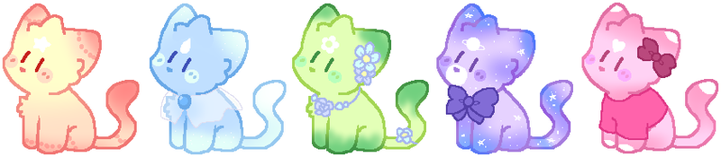 quick adopts, kitten edition!~ #1 (CLOSED) by Carol2015