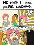 #1 When I Hear People Laughing by woostersauce
