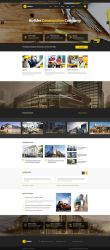 Builder - SImple Construction HTML Template by pixel-industry