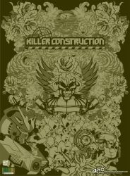 Green Killer Construction by inumocca