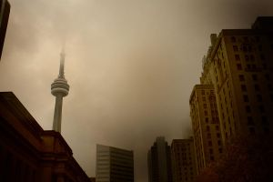 toronto fog by picturingjules