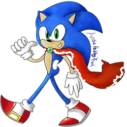 SonicGlobal Group Project: Sonic by AussieHobbyYeah