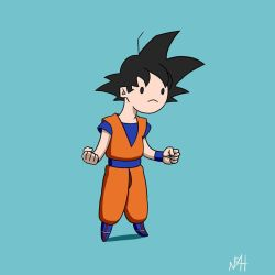 Goku by TheFutureFoundation