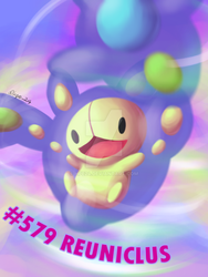 Reuniclus by HPE24