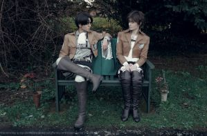 SnK: Do you hate me? by DePleur