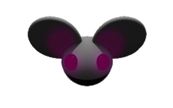 Deadmau5 Blinking Mau5head by jollypop2008