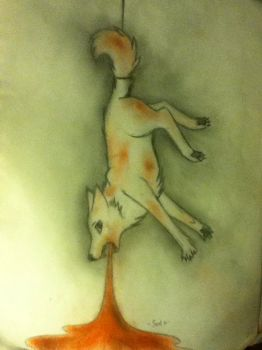 Fur and Factory Farms Colored by Soel-Insanity