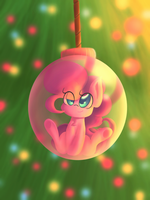 Pinkie ornament by Silviasilvar