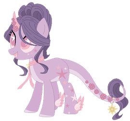 :HOLD: Sunset Themed Lunar Wish Catchers Adoptable by WishingWellBro