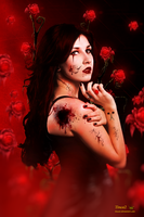 Roses Pain by tinca2