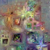 Crystalline Squares 8 by RichardMaier