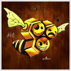 Pokemon of the Week - Combee by Noyle