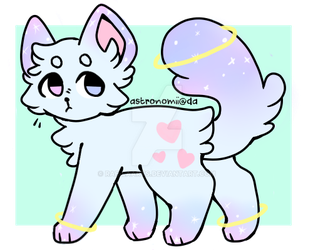 Pastel Galaxy - Auction - Closed by ReeanaArts