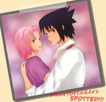 SasuSaku - Heartbreakers by NorngPinky