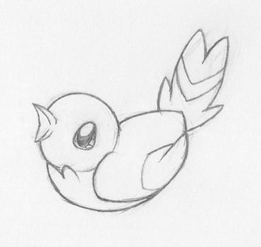 Fletchling by Whitefire321