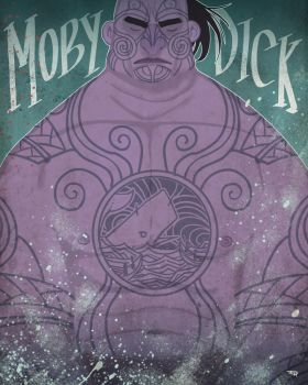 Moby Dick by DenisM79