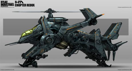 Chopter Redux by NuMioH