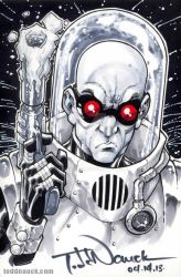 Mr. Freeze by ToddNauck