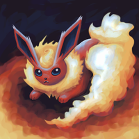 Day 4: Favourite Eeveelution by Wooded-Wolf