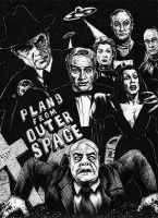 Plan 9 From Outer Space by magnetic-eye