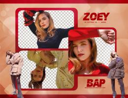 Pack Png 729 // Zoey Deutch by BEAPANDA