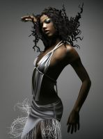 Fashion shot _ redesign by booqym