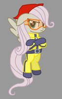 Flutterbrute as Sly 4 Penelope (WARNING: SPOILERS) by Death-Driver-5000