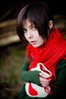 warm red by Lucem