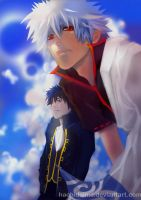 GINTAMA - sunny day by hachidaime