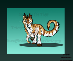 Dinumi adoptable by T-i-g-g