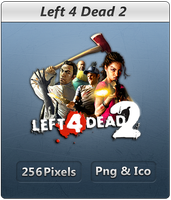 Left 4 Dead 2 - Icon by Crussong