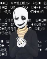 W. D. Gaster by SUPERALEX2623