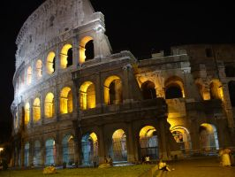 Colosseo by Roji-Hachi