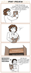 Webcomic Woes 8 - But I'm An Engineering Person by ErinPtah