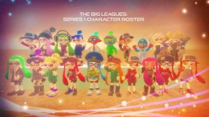 The Big Leagues: Group of friends (Series 1) by erhu1234