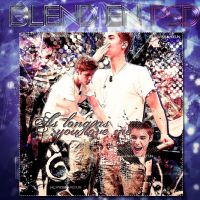 Blend en PSD - As long as you love me by ialwayshavefun