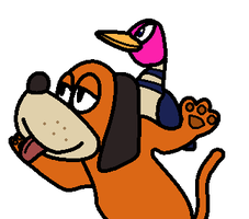 Duck Hunt Duo by Snivy101