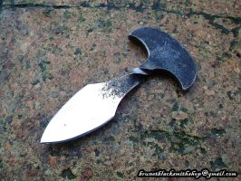 Brut Push-Dagger by Veitsen