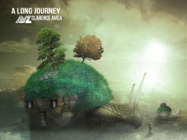 A Long Journey To Go by AVZoffcial