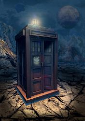 Tardis 3 by Lemiken7